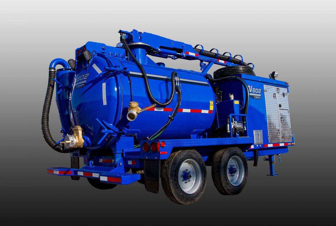 Trailer Hydrovac Smith Industries